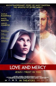Love and mercy: Faustina DVD